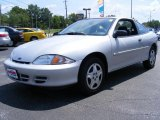 2002 Ultra Silver Metallic Chevrolet Cavalier LS Coupe #33548467