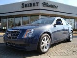 2009 Blue Diamond Tri-Coat Cadillac CTS 4 AWD Sedan #3342243