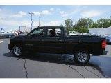 2007 Black Chevrolet Silverado 1500 LT Crew Cab #33548483