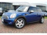 2007 Lightning Blue Metallic Mini Cooper Hardtop #33548994