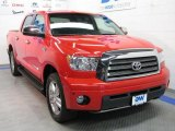 2007 Radiant Red Toyota Tundra Limited CrewMax 4x4 #33549041