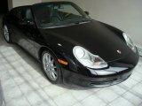 2000 Porsche 911 Black Metallic