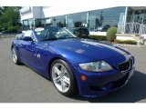 2007 Interlagos Blue Metallic BMW M Roadster #33548597
