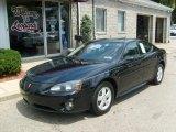 2006 Black Pontiac Grand Prix Sedan #33606387