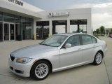 2010 Titanium Silver Metallic BMW 3 Series 328i Sedan #33606415
