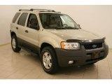 2003 Gold Ash Metallic Ford Escape XLT V6 4WD #33606701