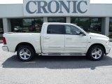 2010 Stone White Dodge Ram 1500 Big Horn Crew Cab #33606146