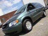 2003 Onyx Green Pearl Chrysler Town & Country LX #33605853