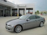 2007 Space Gray Metallic BMW 3 Series 328i Coupe #33606448