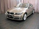 2009 Platinum Bronze Metallic BMW 3 Series 335i Sedan #33605884