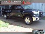 2007 Black Toyota Tundra SR5 Double Cab #33606536