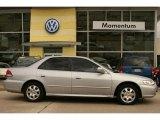2002 Satin Silver Metallic Honda Accord EX Sedan #3347618