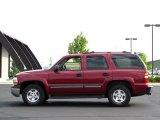 2004 Sport Red Metallic Chevrolet Tahoe LS 4x4 #33606558