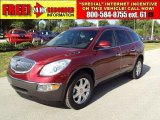 2010 Red Jewel Tintcoat Buick Enclave CXL #33606820