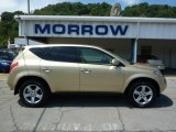 2003 Luminous Gold Metallic Nissan Murano SL AWD #33606004