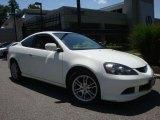 2006 Taffeta White Acura RSX Sports Coupe #33606017