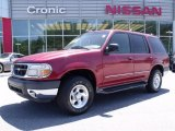 2001 Toreador Red Metallic Ford Explorer XLT #33606279