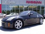 2004 Super Black Nissan 350Z Enthusiast Coupe #33606283