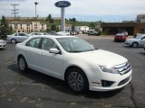 2010 White Suede Ford Fusion SEL #33606027