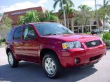 2006 Redfire Metallic Ford Escape Limited #3342309