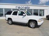 2004 Summit White Chevrolet Tahoe Z71 4x4 #33606067
