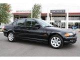 2001 Jet Black BMW 3 Series 325xi Sedan #33672943