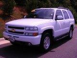 2004 Summit White Chevrolet Tahoe Z71 4x4 #33673774