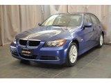 2007 Montego Blue Metallic BMW 3 Series 328xi Sedan #33673010