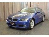 2007 Montego Blue Metallic BMW 3 Series 328i Coupe #33673012