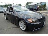 2008 Monaco Blue Metallic BMW 3 Series 335i Sedan #33673089