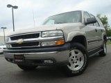 2004 Sandalwood Metallic Chevrolet Tahoe LT #33673303