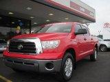 2007 Radiant Red Toyota Tundra SR5 CrewMax #33673603