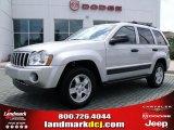 2006 Bright Silver Metallic Jeep Grand Cherokee Laredo #33673344