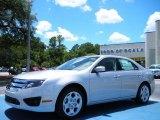 2010 Brilliant Silver Metallic Ford Fusion SE #33673159
