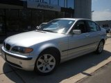 2003 Titanium Silver Metallic BMW 3 Series 325xi Sedan #33673421
