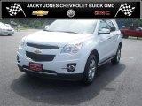 2010 Summit White Chevrolet Equinox LT #33673711