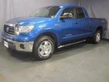 2007 Blue Streak Metallic Toyota Tundra SR5 TRD Double Cab 4x4 #33744930
