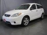 2007 Super White Toyota Matrix  #33744932