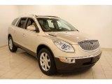 2008 Gold Mist Metallic Buick Enclave CXL #33745168