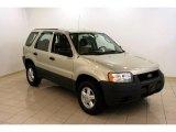 2003 Gold Ash Metallic Ford Escape XLS V6 #33745233