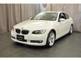 2008 Alpine White BMW 3 Series 335xi Coupe #33744473