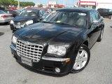 2005 Brilliant Black Crystal Pearl Chrysler 300 C HEMI AWD #33744488