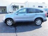 2008 Glacier Blue Metallic Honda CR-V EX-L #33745278