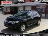 2010 Super Black Nissan Murano SL AWD #33744521