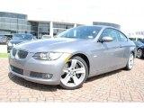 2009 Space Grey Metallic BMW 3 Series 335i Coupe #33745027