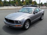 2006 Tungsten Grey Metallic Ford Mustang V6 Deluxe Coupe #33745391
