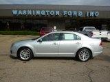 2010 Brilliant Silver Metallic Ford Fusion SEL V6 #33744898