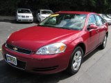 2006 Sport Red Metallic Chevrolet Impala LS #33745427