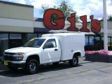 2008 Chevrolet Colorado Work Truck Regular Cab 4x4 Chassis Data, Info and Specs