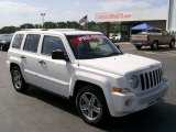 2007 Stone White Jeep Patriot Limited #33802677